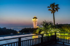 Φάρος Enoshima Στοκ Εικόνα