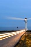 Φάρος Formentera Barbaria Στοκ εικόνες με δικαίωμα ελεύθερης χρήσης