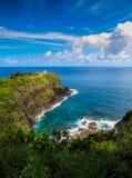 Φάρος Kilauea στοκ εικόνες