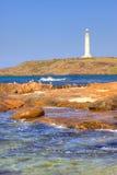 Φάρος Leeuwin ακρωτηρίων Στοκ εικόνες με δικαίωμα ελεύθερης χρήσης