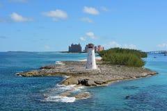 Φάρος, Nassau, Μπαχάμες στοκ εικόνες
