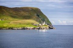Φάρος 4 Shetland Στοκ φωτογραφία με δικαίωμα ελεύθερης χρήσης