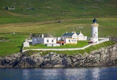 Φάρος 7 Shetland Στοκ Εικόνες