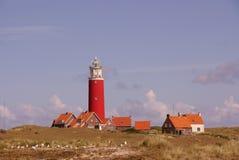 Φάρος Texel Στοκ εικόνα με δικαίωμα ελεύθερης χρήσης