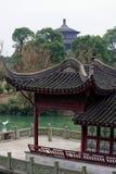 Φάσμα summerhouse-Qingyun Στοκ εικόνες με δικαίωμα ελεύθερης χρήσης