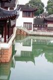Φάσμα summerhouse-Qingyun Στοκ Εικόνα