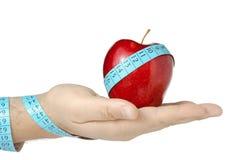 φάτε τα τρόφιμα υγιή Στοκ Εικόνες