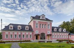 Φέουδο σε Bolshie Vyazyomy, Ρωσία Στοκ Εικόνες