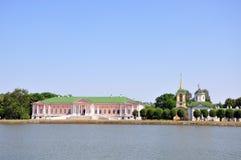 Φέουδο Kuskovo, Μόσχα Στοκ Εικόνες