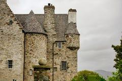 Φέουδο Oban Σκωτία Barcaldine Στοκ φωτογραφία με δικαίωμα ελεύθερης χρήσης