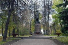 Φέουδο Izmailovo στη Μόσχα μεγάλο μνημείο novgorod Peter Ρωσία ρωσικά αυτοκρατόρων Στοκ εικόνα με δικαίωμα ελεύθερης χρήσης