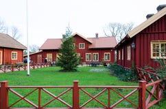 Φέουδο Sundsby Στοκ εικόνα με δικαίωμα ελεύθερης χρήσης