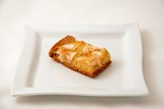 Φέτα πιτών της Apple Στοκ Εικόνες