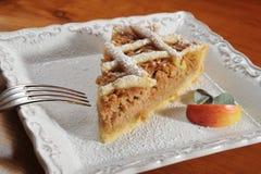 Πίτα της Apple Στοκ εικόνα με δικαίωμα ελεύθερης χρήσης
