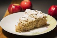 Φέτα του μήλου Στοκ εικόνα με δικαίωμα ελεύθερης χρήσης