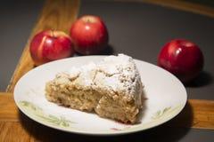 Φέτα του μήλου Στοκ Εικόνες