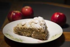Φέτα του μήλου Στοκ φωτογραφία με δικαίωμα ελεύθερης χρήσης