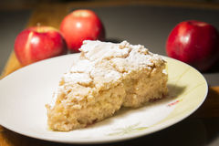 Φέτα του μήλου Στοκ Φωτογραφίες