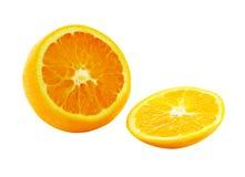 Φέτα του πορτοκαλιού Στοκ φωτογραφία με δικαίωμα ελεύθερης χρήσης