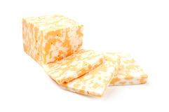 φέτα τυριών Στοκ φωτογραφία με δικαίωμα ελεύθερης χρήσης