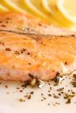 φέτα ψαριών Στοκ εικόνες με δικαίωμα ελεύθερης χρήσης