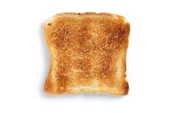 φέτα ψωμιού που ψήνεται Στοκ Εικόνες