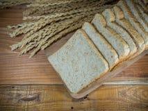 Φέτα ψωμιού Στοκ εικόνες με δικαίωμα ελεύθερης χρήσης