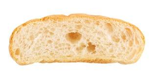 Φέτα ψωμιού Ciabatta Στοκ φωτογραφία με δικαίωμα ελεύθερης χρήσης