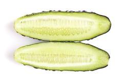 Φέτες αγγουριών Στοκ Εικόνα