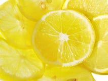 φέτες λεμονιών Στοκ φωτογραφία με δικαίωμα ελεύθερης χρήσης