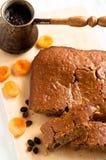φέτες μελιού κέικ Στοκ εικόνες με δικαίωμα ελεύθερης χρήσης