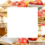 Φέτες μιγμάτων της Apple Στοκ εικόνα με δικαίωμα ελεύθερης χρήσης