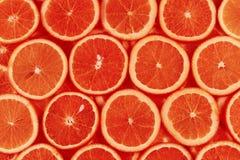 φέτες πορτοκαλιών αίματο&s Στοκ φωτογραφίες με δικαίωμα ελεύθερης χρήσης