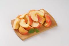 Φέτες της Apple Στοκ Εικόνα