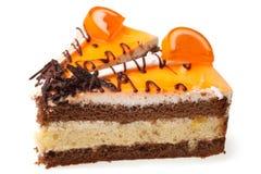 Φέτες του κέικ κρέμας στοκ φωτογραφία με δικαίωμα ελεύθερης χρήσης