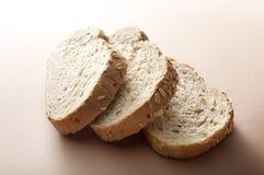 Φέτες του ψωμιού Στοκ φωτογραφία με δικαίωμα ελεύθερης χρήσης