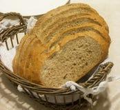 φέτες ψωμιού Στοκ Εικόνα