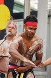 φίδι ουράνιων τόξων χορού dreamtime Στοκ φωτογραφίες με δικαίωμα ελεύθερης χρήσης