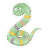 Φίδι απεικόνιση αποθεμάτων