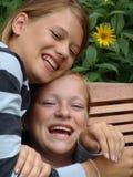 φίλες Στοκ φωτογραφία με δικαίωμα ελεύθερης χρήσης