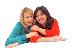 Φίλες στοκ εικόνες με δικαίωμα ελεύθερης χρήσης