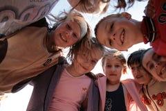 φίλοι ακριβώς Στοκ φωτογραφία με δικαίωμα ελεύθερης χρήσης