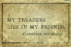 Φίλοι Μεγαλέξανδρος στοκ φωτογραφίες