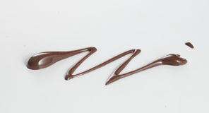 Φίδι σοκολάτας Στοκ εικόνα με δικαίωμα ελεύθερης χρήσης