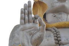Φίδι στο άγαλμα Shiva - Murudeshwar στοκ φωτογραφίες με δικαίωμα ελεύθερης χρήσης