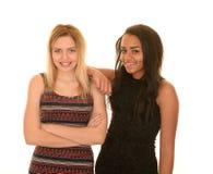 φίλοι εφηβικοί Στοκ φωτογραφία με δικαίωμα ελεύθερης χρήσης