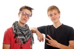 Φίλοι Στοκ εικόνα με δικαίωμα ελεύθερης χρήσης