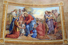 φίλος Ιησούς παιδιών λίγα Στοκ Φωτογραφίες