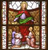 Φίλος του Ιησού των παιδιών στοκ εικόνα με δικαίωμα ελεύθερης χρήσης