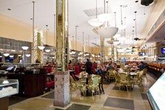 Φαγητό σε διάσημο Deli του Jerry Στοκ φωτογραφία με δικαίωμα ελεύθερης χρήσης